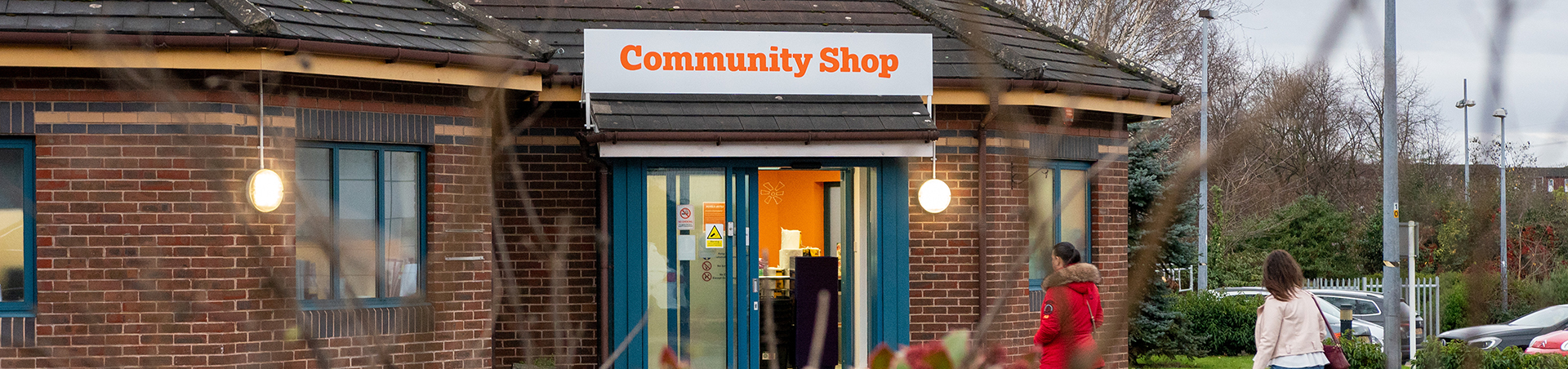 Community Shop Membership
